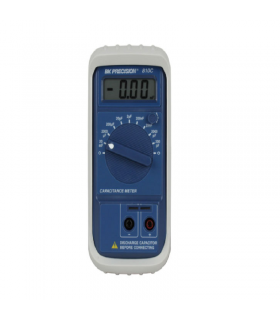BK Precision Compact Capacitance Meter to 20 mF Model 810C