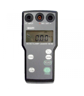 Multi M-730 AC/DC Clamp Milliammeter (CE)