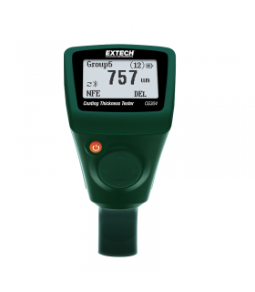 Extech CG304 Coating Thickness Tester with Bluetooth®
