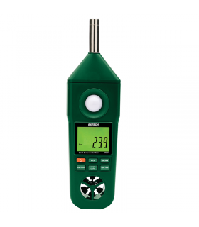 Extech EN300 5-in-1 Environmental Meter