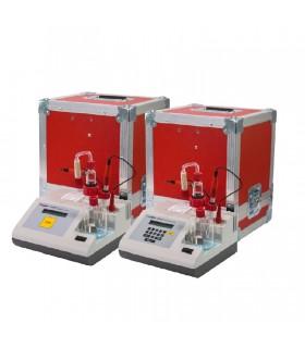 Megger Kf875 and Kf-Lab Mkii Karl Fischer Moisture In Oil Test Sets